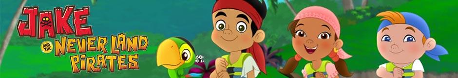 Prodotti su licenza Pirate Jake per bambini e neonati
