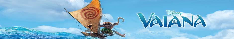 Oceania Vaiana Disney abbigliamento e accessori per bambini all'ingrosso