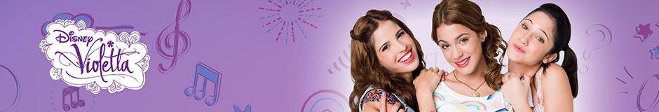 Violetta Disney merchandise per bambini fornitore all'ingrosso