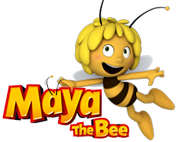 Maya the Bee- Ape Maia Sigla
