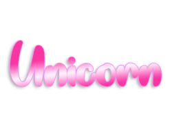 Unicorno - Unicorn